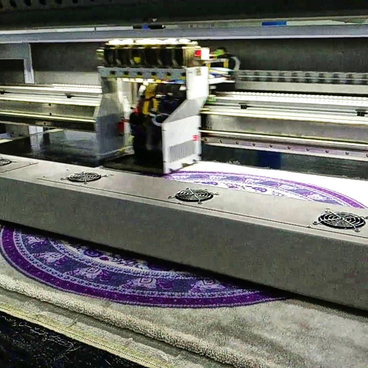 Machine Printed Rugs rugs