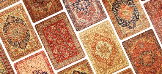 Heriz Serapi & Kazak Rugs Collection