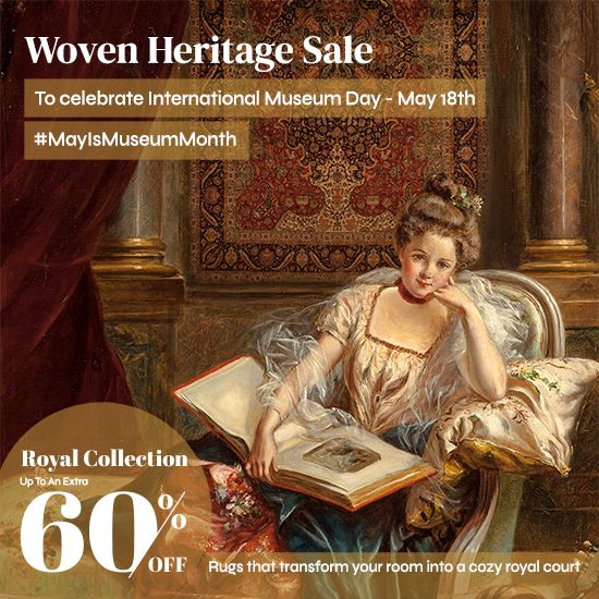 Woven Heritage Sale - Royal Collection