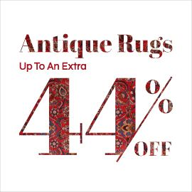 Woven Heritage Sale - Antique Rugs