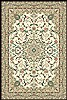 Tabas Beige Hand Knotted 39 X 69  Area Rug 100-10509 Thumb 1