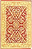 Jaipur Red Hand Knotted 311 X 511  Area Rug 100-10548 Thumb 0