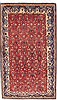 Hamedan Red Hand Knotted 33 X 60  Area Rug 100-10552 Thumb 0