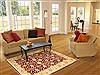 Chobi Red Hand Knotted 40 X 511  Area Rug 100-10564 Thumb 5