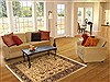 Jaipur Beige Hand Knotted 40 X 511  Area Rug 100-10567 Thumb 5