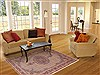 Mood Beige Hand Knotted 411 X 82  Area Rug 100-10628 Thumb 4