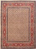 Mood Beige Hand Knotted 50 X 68  Area Rug 100-10689 Thumb 0