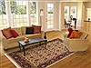 Jaipur Beige Hand Knotted 60 X 89  Area Rug 100-10820 Thumb 4