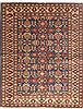 Kazak Blue Hand Knotted 611 X 88  Area Rug 100-10822 Thumb 0