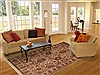 Jaipur Green Hand Knotted 60 X 811  Area Rug 100-10838 Thumb 4