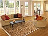 Jaipur Brown Hand Knotted 60 X 88  Area Rug 100-10841 Thumb 4