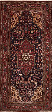 Persian Mussel Red Runner 10 to 12 ft Wool Carpet 10855