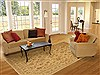 Ziegler Brown Hand Knotted 82 X 911  Area Rug 100-10888 Thumb 4