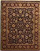 Jaipur Brown Hand Knotted 80 X 102  Area Rug 100-10920 Thumb 0