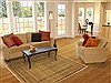 Gabbeh Beige Hand Knotted 40 X 510  Area Rug 100-10927 Thumb 5