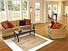 Gabbeh Beige Hand Knotted 55 X 83  Area Rug 100-10932 Thumb 4
