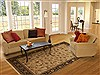 Jaipur Beige Hand Knotted 62 X 90  Area Rug 100-10948 Thumb 4