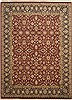 Pak-Persian Red Hand Knotted 811 X 123  Area Rug 100-10968 Thumb 0