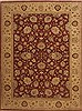 Chobi Red Hand Knotted 90 X 122  Area Rug 100-10992 Thumb 0