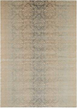 "Nourison Luminance Grey 7'6"" X 10'6"" Area Rug  805-100462"