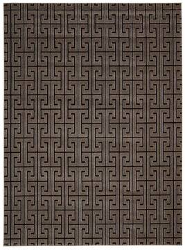 "Nourison Glistening Nights Grey 9'10"" X 13'0"" Area Rug  805-100835"