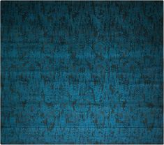 Nourison NIGHTFALL Blue Rectangle 8x11 ft lucxelle Carpet 101149