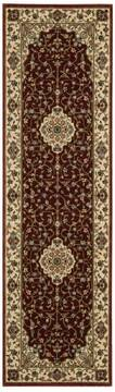 "Nourison Persian Arts Red Runner 2'3"" X 12'0"" Area Rug  805-102484"