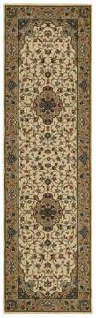 "Nourison Persian Arts Beige Runner 2'3"" X 12'0"" Area Rug  805-102502"