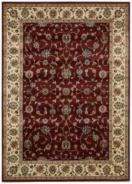 "Nourison PERSIAN ARTS Brown 3'6"" X 5'6"" Area Rug 99446691422 805-102549"