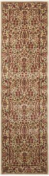 "Nourison Persian Arts Beige Runner 2'3"" X 12'0"" Area Rug  805-102601"