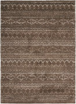 "Nourison TANGIER Brown 5'0"" X 7'0"" Area Rug 99446253163 805-104490"