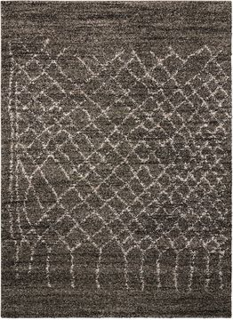 "Nourison TANGIER Grey 5'0"" X 7'0"" Area Rug 99446253521 805-104500"