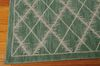 Nourison TRANQUILITY Green Runner 22 X 76 Area Rug 99446262028 805-104654 Thumb 3
