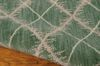 Nourison TRANQUILITY Green Runner 22 X 76 Area Rug 99446262028 805-104654 Thumb 4