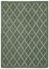 Nourison TRANQUILITY Green 39 X 59 Area Rug 99446261984 805-104655 Thumb 2