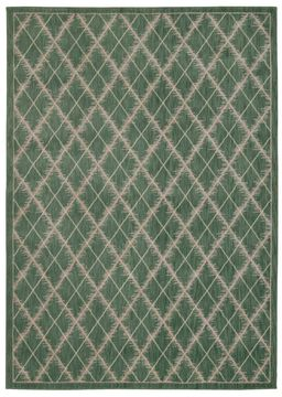 "Nourison TRANQUILITY Green 3'9"" X 5'9"" Area Rug 99446261984 805-104655"
