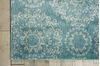 Nourison TRANQUILITY Blue 39 X 59 Area Rug 99446262455 805-104675 Thumb 3