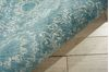Nourison TRANQUILITY Blue 39 X 59 Area Rug 99446262455 805-104675 Thumb 4