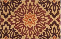 "Waverly WAV17 GREETINGS Multicolor Square 1'6"" X 2'4"" Area Rug 99446298638 805-105620"