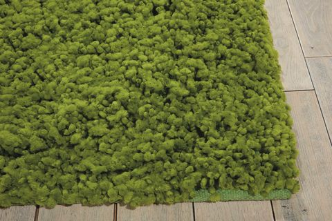 Nourison ZEN Green Rectangle 5x7 ft