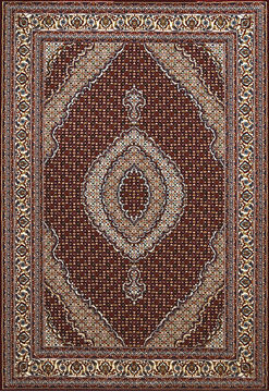 "United Weavers ANTIQUITIES Brown 2'7"" X 3'11"" Area Rug 809014265760 806-108209"