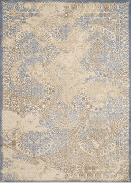 "United Weavers Dais Grey 1'10"" X 3'0"" Area Rug 809014257772 806-108433"
