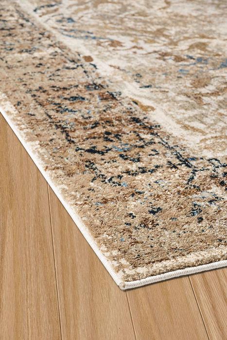 United Weavers Jules Beige Rectangle 8x10 Ft Olefin Carpet