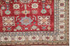 Kazak Red Hand Knotted 65 X 98  Area Rug 700-109682 Thumb 1