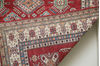 Kazak Red Hand Knotted 65 X 98  Area Rug 700-109682 Thumb 2
