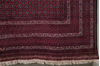 Khan Mohammadi Red Hand Knotted 62 X 91  Area Rug 700-109710 Thumb 1