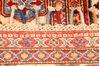 Kazak Multicolor Hand Knotted 51 X 68  Area Rug 254-109960 Thumb 1