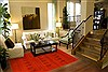 Gabbeh Red Hand Knotted 67 X 99  Area Rug 100-11056 Thumb 3