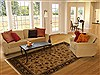 Jaipur Beige Hand Knotted 68 X 98  Area Rug 100-11062 Thumb 4