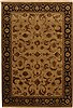 Jaipur Beige Hand Knotted 68 X 98  Area Rug 100-11062 Thumb 0
